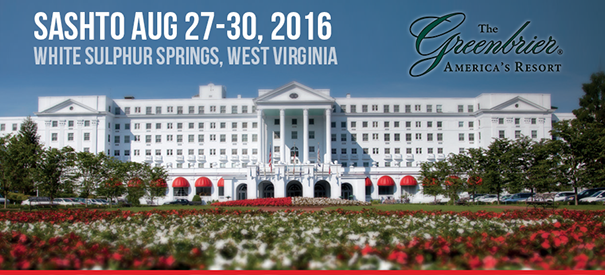 SASHTO 2016 Annual Meeting in West Virginia